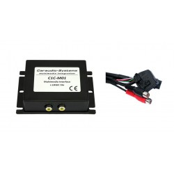 Video Reverse Camara Interface Skoda MFD2 Octavia Superb