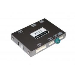 Front Reverse Camera Interface Audi A3 A4 A5 A6 A7 Q2 Q5...