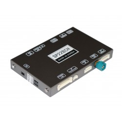 HDMI Front Reverse Camera Interface Mercedes NTG5 A B C...