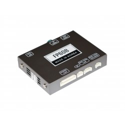 Reverse Camera Interface Mercedes NTG4.5 A B C CLA CLS E...