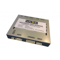 Video Reverse Camera Interface Skoda RCD510 Fabia Octavia...