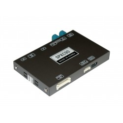 """Front Reverse Camera Interface Sensus Connect 12.3"""" S60..."""