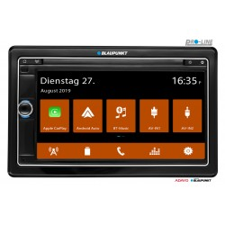 Blaupunkt Passau 590 DAB Radio 2Din RDS USB SD MP3...