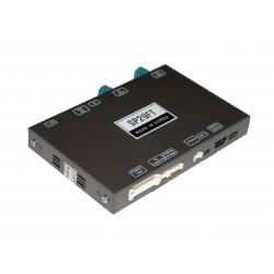 Video Front Reverse Camera Interface BMW NBT EVO ID5 ID6...