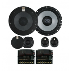 """Morel Maximo Ultra 603 MKII 3-Way Componet Speakers 6.5""""..."""
