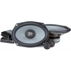 """Morel Tempo Ultra 692 MKII 2-Way Component Speakers 6x9"""""""
