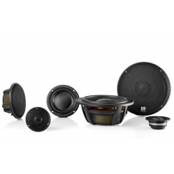 """Morel Elate Carbon Pro 63A 3-Way Component Speakers 6.5""""..."""