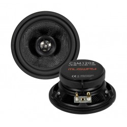 Musway CSM120X 2-Way Coaxial Speakers 12cm Mercedes W124