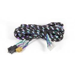 Musway MPK-QSC25-M - 2.5m Quadlock Cable for M4+ & M6v2...