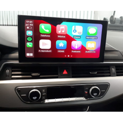 CarPlay Android Auto MirrorLink Interface Audi A1 A4 A5...