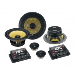 "ESX VISION VE6.2C MKII 2-Way Component Speakers 6.5"" 165 mm"