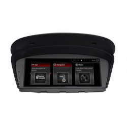 Android Screen BMW 7 Series E65 CarPlay & Android Auto