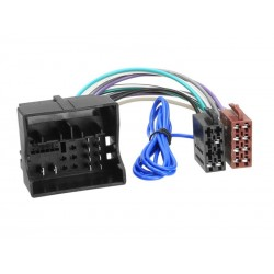 ISO Connector Audi A1 A3 A4