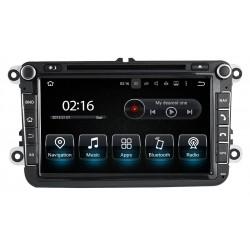 Radio CarPlay Android Auto Bluetooth USB Skoda