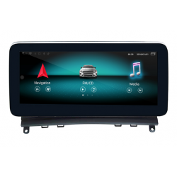 """CarPlay Android Auto 10.25"""" Screen Mercedes NTG4 C-Class..."""