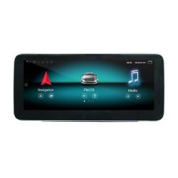 "CarPlay Android Auto Screen 10.25"" Mercedes NTG5 C GLC V..."