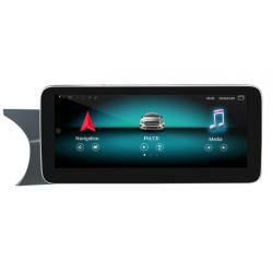 "CarPlay Android Auto Screen 10.25"" Mercedes NTG4.5 C..."