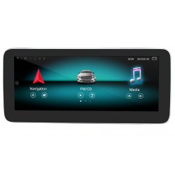 "CarPlay Android Auto Screen 10.25"" Mercedes NTG4.5 A B..."
