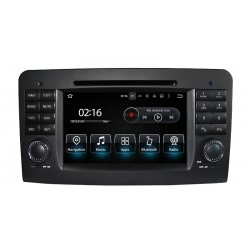 Radio CarPlay Android Auto Bluetooth USB Mercedes ML W164