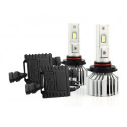 Led Headlight Bulbs H10 Can Bus