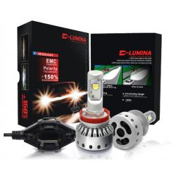 Led Headlight Bulbs H3 Can Bus 3 Year Warranty
