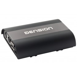 Dension Pro GWP1PC1 USB Bluetooth Citroen RD4 C2 C3 C4 C5...