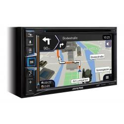 Alpine INE-W611D Radio 2Din RDS DAB HDMI GPS CarPlay...