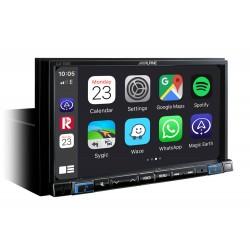 Alpine ILX-702 Radio 2Din RDS DAB HDMI CarPlay Android Auto