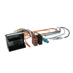 Quadlock ISO Connector + Antenna Fiat Scudo Ulysse