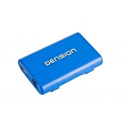 Dension GBL3AF8 USB Bluetooth A2DP Fiat 500 Croma Panda...